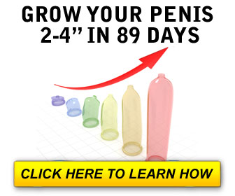 Grow dick one to four inches